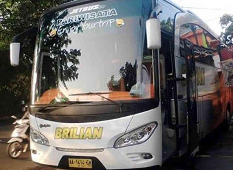 BUS PARIWISATA - PO BRIS TRANS BRILIAN