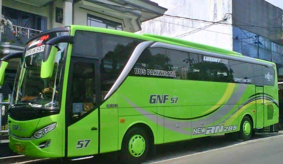 BUS PARIWISATA - PO GNF 57