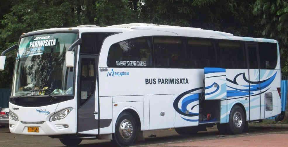 BUS PARIWISATA - PO MARJAYA TRANS