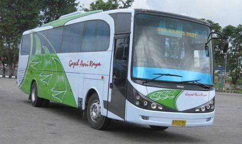 Sewa Bus Po Gajah Asri Raya Bus Pariwisata Indramayu